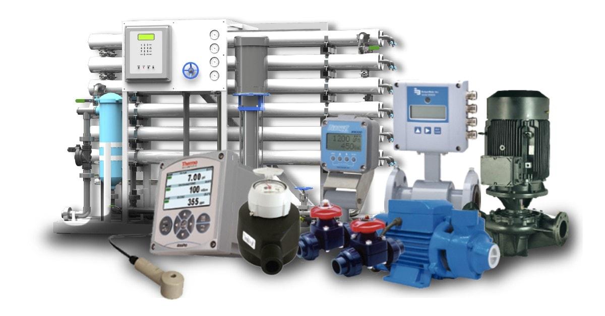 Sistema de suministro hidráulico